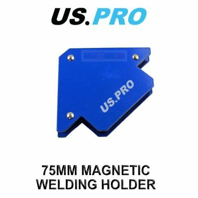 US PRO Tools 75mm 25lb Multi Angled Magnetic Welding Holder Arrow Type 6781