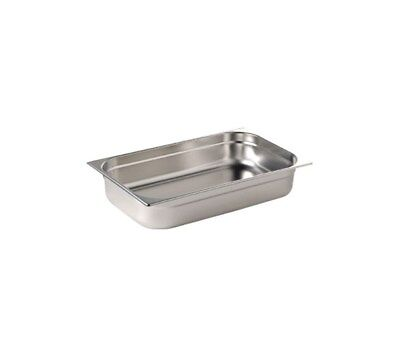 Gastronorm Pan 1/1 Full Size 150mm Deep - Stainless Steel
