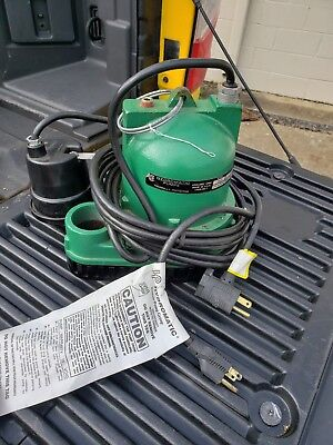 Pentair Hydromatic Sump Pump DA - .3HP Cast Iron