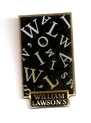 Whiskey Pin - William Lawson`s