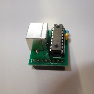 Commodore Amiga 500 External PC Keyboard Adapter - Easy Install A500 & A500 Plus
