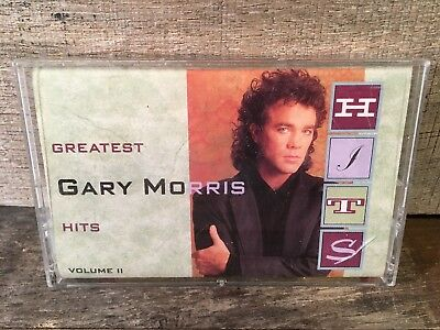 Greatest Hits Vol II by Gary Morris (Cassette)