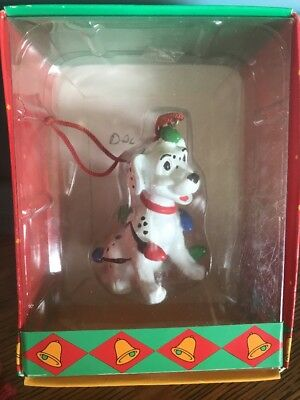 It's A Small World Holiday 1994 Dalmation In Lights Ornament