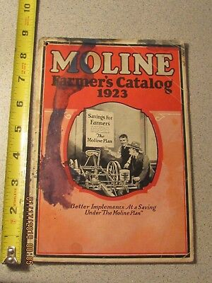 1923 Minneapolis Moline Famers Catalog Fair to Good Condition