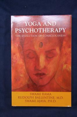 Yoga and Psychotherapy – The evolution of consciousness by Swami Rama