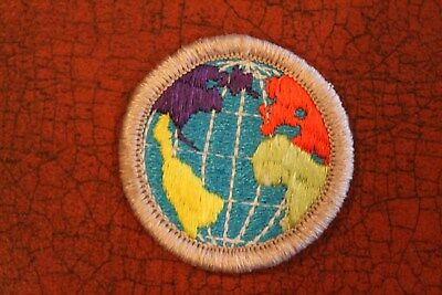 """Bsa """"citizenship In The World"""" Merit Badge - Official Boy Scouts"""