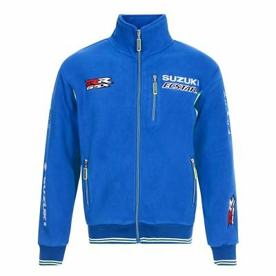 Suzuki Ecstar Motogp Team Fleece | New | Official Merchandise