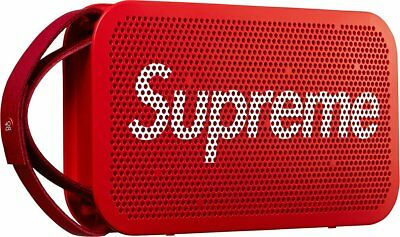 Bang & Olufsen Beoplay A2 Speaker (Supreme Limited) - Red