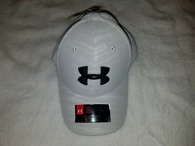 Boy's Youth Under Armour Heat Gear Classic Fit Cap Hat Size S/M