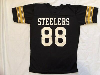 64ad769fc RARE ORIGINAL VINTAGE 70s LYNN SWANN Pittsburgh Steelers Jersey Nice ...