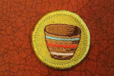 """Bsa """"basketry"""" Merit Badge - Official Boy Scouts"""