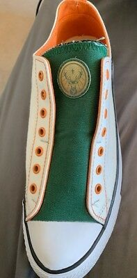 New In Box Jagermeister / Jager Converse Chucks Limited Edition - 6.5 mens