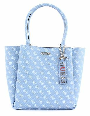 NEW GUESS LOS Angeles Beautiful Handbag City Shopper Maci