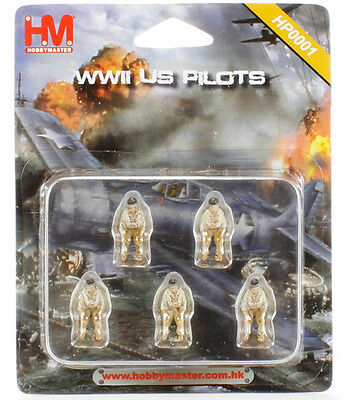 Hobby Master HP0001 US Pilots Set WWII