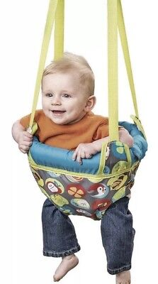 Door Jumper Evenflo Baby Active Doorway Exerciser Exler Saucer, New