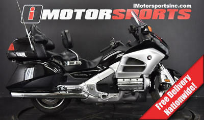 2012 Gold Wing -- 2012 Honda Gold Wing Audio Comfort for sale!
