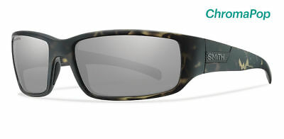 8525dff792a NEW SMITH OPTICS Prospect ChromaPop Polarized Sunglasses Matte Camo ...