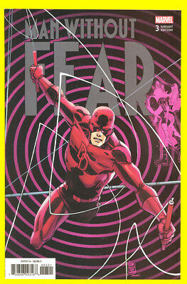 Man Without Fear #3 Giuseppe Camuncoli Connecting Variant *NM* 2019 Daredevil