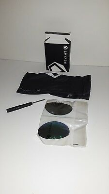 780ccaea7edba Revant Replacement Lenses For Oakley Romeo 1 Polarized Emerald Green
