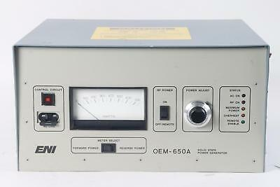 AS IS ENI OEM-6A-11491-51 Solid State Power Generator