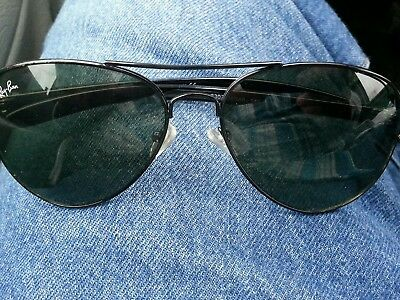 40cd1782da2 Ray Ban RB 8307 Sunglasses 58 16 -140 Near Mint AUTHENTIC Made in Italy