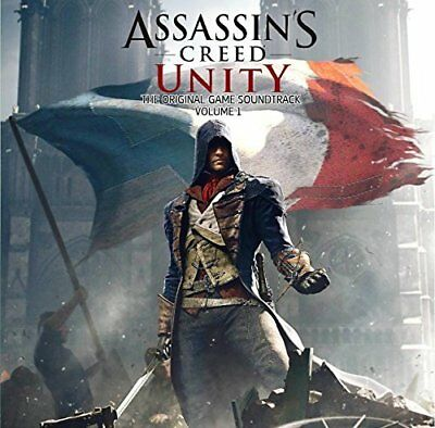 Assassin's Creed Unity 1 / Game Soundtrack New Cd