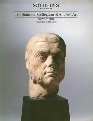 Sotheby's Stansfeld Antiquities Ancient Artifacts Auction Catalog '1988'