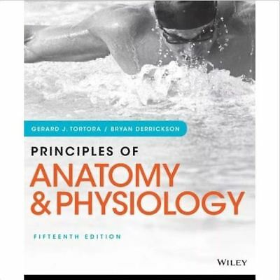 Principles of Anatomy and Physiology 15th edition (PDF) GET IT FAST!