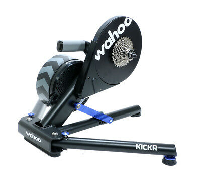 2018 Wahoo KICKR Direct-Drive Smart Trainer 11s Bike In-store Demo - Out of Box