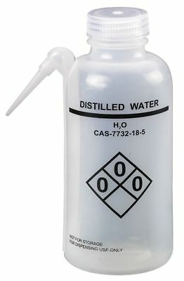 16 OZ  ACETONE Wide Mouth Safety-Labeled Wash Bottle