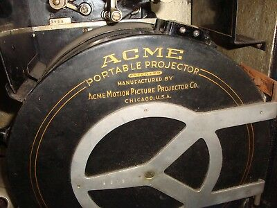 Acme Motion Picture Projector