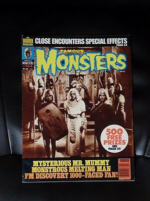 Famous Monsters #144 — High Grade — No Reserve
