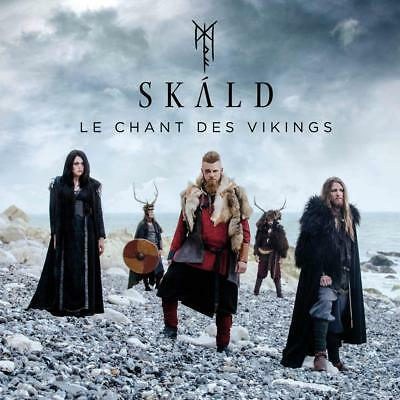 Skald - Viking Chant (CD RELEASE: 1 Feb 2019) NEW FREE SHIPPING