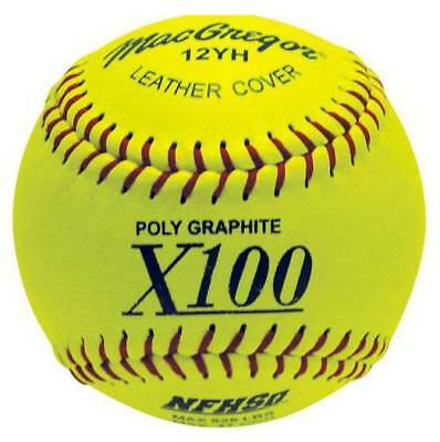 12 in. NFHS Fast Pitch Softball - Set of 12 [ID 5852]