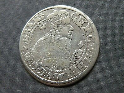 Medieval Coin Silver Coin Europe 1400's Teutonic King Germanic Ancient Antique