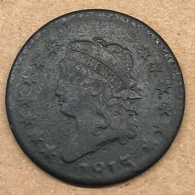 1813 Classic Head Large Cent, Beautiful Details - EXTREMELY FINE