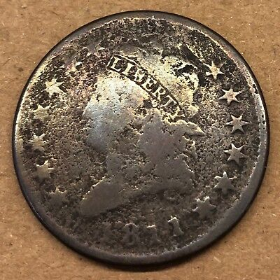 1811 Classic Head Large Cent, Normal Date - VERY GOOD+