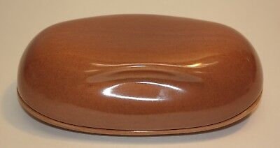Russel Wright Iroquois China CASUAL Ripe Apricot Butter Dish MidCentury Modern