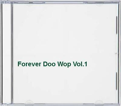 Forever Doo Wop Vol.1 -  CD CUVG The Cheap Fast Free Post The Cheap Fast Free