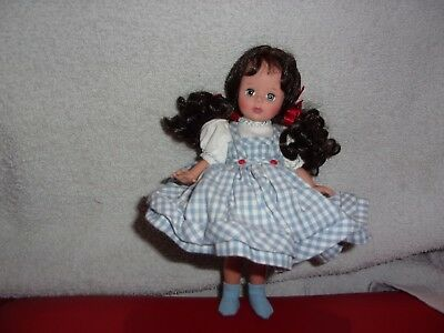 """8""""  SUSAN WAKEEM DOLL~THE WIZARD OF OZ ~ DOROTHY w/ ORIGINAL OUTFIT"""