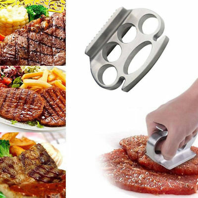 Meat Tenderiser Knuckle Pounder Tenderizer Duster Grill Cooking Tools