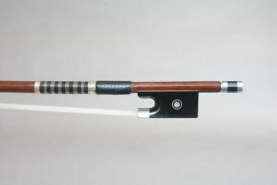 Master model!Over 15 years wood!A Genuine Pernambuco Violin Bow E.SARTORY,64G