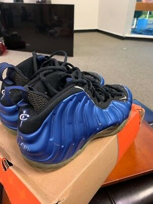 quality design 432e2 3962a Nike Air Foamposite One OG Royal blue 1999 no box size 11.5