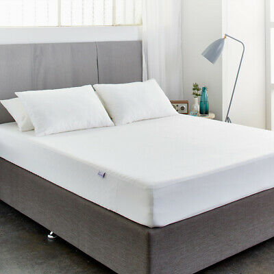 Protect-A-Bed Super Soft Bamboo Jersey Fitted Waterproof Mattress Protector