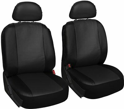 JAGUAR Leather Look MAYFAIR Front Car Seat Covers XE XF XJ XKR XK