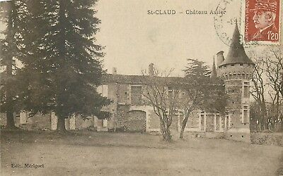 16 St-Claud Chateau Astier