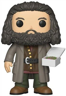"Funko 35508 Pop! Harry Potter: Hagrid with Cake 6"", Multicolor, New"