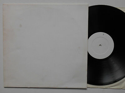 THE SMITHS Hatful Of Hollow - White Label Promo EX Cond 1984 Rough Trade 76 LP