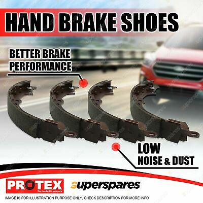 Protex Handbrake Shoes Set For BMW 320d 318 320 323 325 328 i E46 120 125 i E82