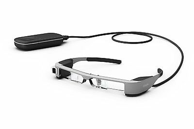 Epson Moverio BT-300 Android Si-OLED Display 3D Augmented Reality Smart Glasses